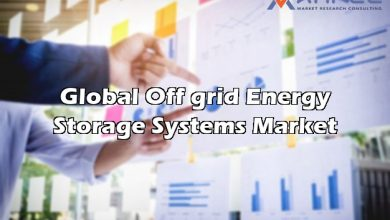 global off grid energy storage systems market