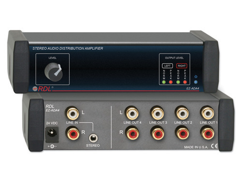 Distribution Amplifier Market