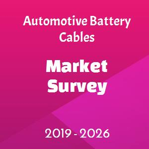 Global Automotive Battery Cables Market 2019 – General Cable