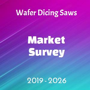 Global Wafer Dicing Saws Market 2019 – DISCO Corporation