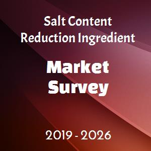 Salt Content Reduction Ingredient